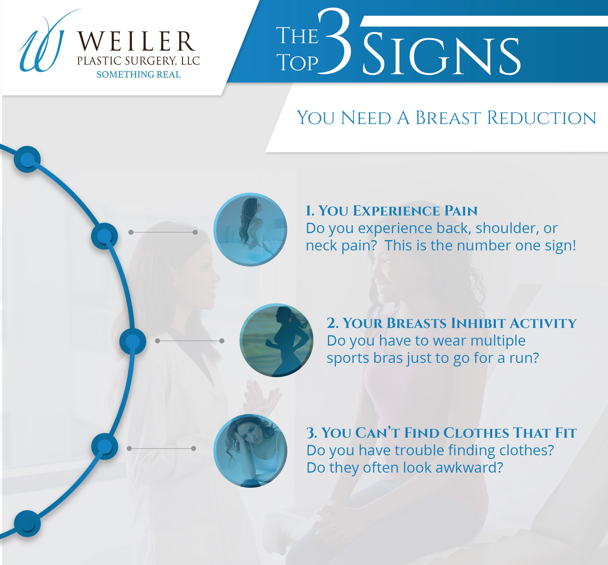 Signs You Need A Breast Reduction Weiler Plastic Surgery